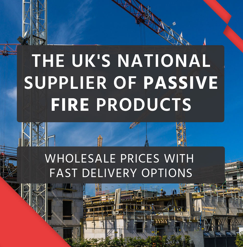 Passive Fire Products For The Construction Industry